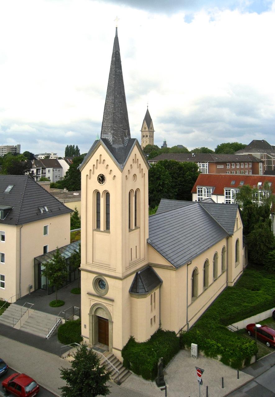 Evangelische Kirche Regenstauf